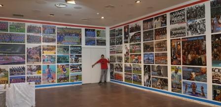 """Catania / La """"Mostra dello sport catanese"""" una forte emozione tutta rossazzurra"""