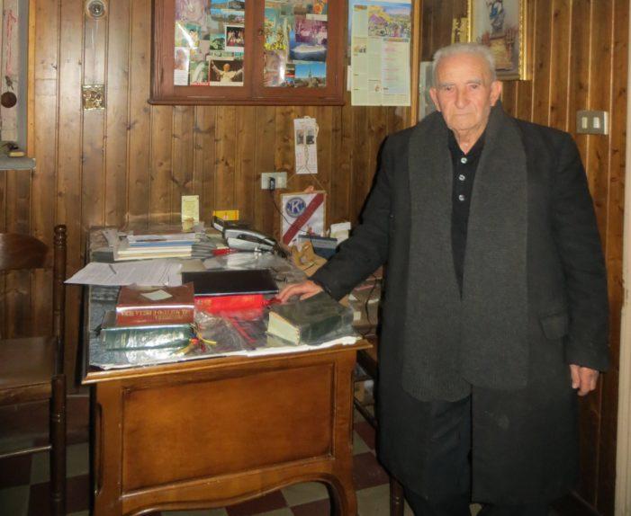 Ricordo / Don Alfio Maccarrone: prete secolare, uomo di mare e di campagna