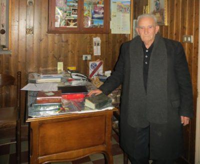 Padre Alfio Maccarrone a Monacella