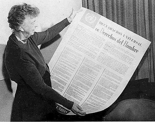 Anniversario / 10 dicembre 2018: a 70 anni dalla Dichiarazione Universale dei Diritti dell'Uomo c'è ancora molto da fare