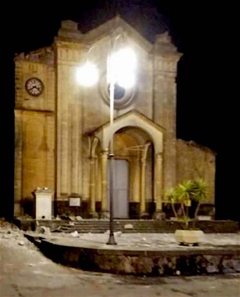 Sisma di Santo Stefano – 4 / Destinati alla comunità di Pennisi i fondi dei fuochi delle feste di S. Sebastiano e S. Mauro