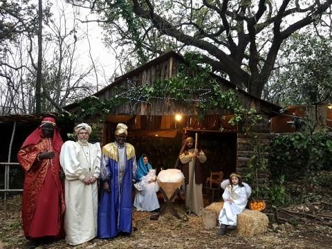 Tempo di Natale – 8 / A Cosentini il presepe vivente da domani, per quattro date. La capanna e gli antichi mestieri nel bosco