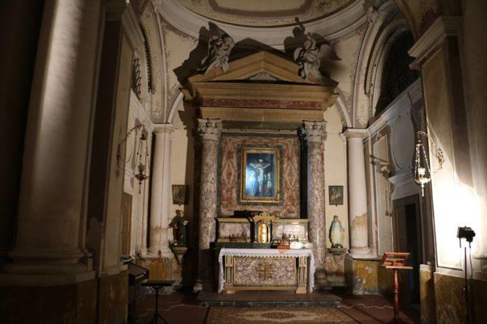 """Acireale / Alla riscoperta di quattro chiese col progetto """"Memore"""""""