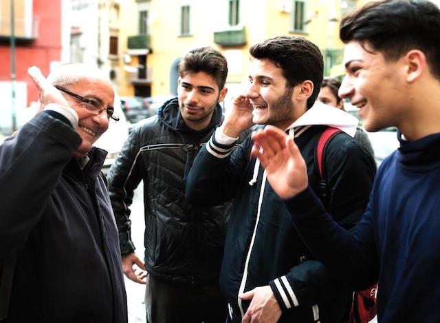 Testimonianza / Don Antonio Loffredo e i suoi giovani del rione Sanità che credono nella bellezza