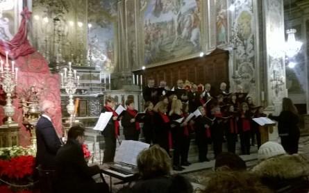 """Acireale / Epifania nella Basilica di San Sebastiano con il concerto della corale """"Monteverdi"""" di Acicastello"""