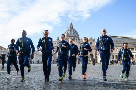 """Sport e Santa Sede / Nasce """"Athletica Vaticana"""" per portare il Vangelo tra gli sportivi attraverso la testimonianza di vita"""
