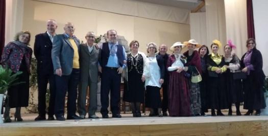 """Acitrezza / Teatro in primo piano con la compagnia """"Gruppo famiglie"""""""