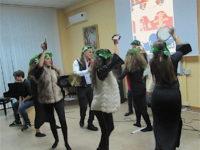 danza dionisiaca r