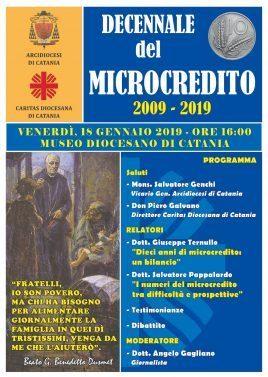Microcredito / In otto anni erogati dalla Caritas Catania 791mila euro a famiglie e piccole imprese