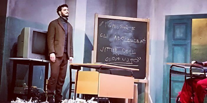 """Teatro Stabile Catania / """"La Classe"""" di Vincenzo Manna in scena dall'8 al 13 gennaio alla sala Verga"""