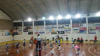 Volley femminile / Le giarresi battono per 3-0 il Castelvetrano Selinunte