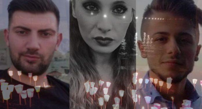 Acireale / Una fiaccolata in ricordo dei tre giovani scomparsi: città divisa tra lutti e polemiche.