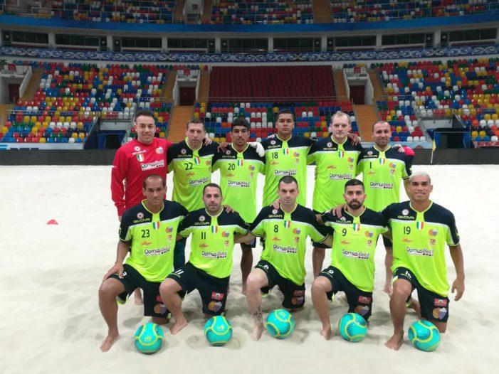Sport / Mondiale per club, domani esordio del Catania Beach Soccer