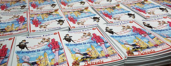Carnevale di Acireale / Sempre graffiante la satira del numero unico del Circolo universitario