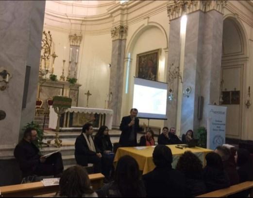 Trepunti / I 150 anni della chiesa parrocchiale in una prima conferenza dell'Archeoclub di Giarre