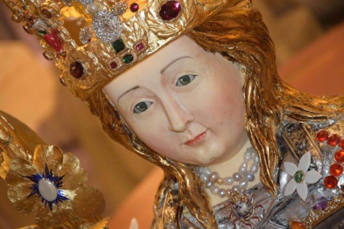 Parco Le Zagare / Il 16 e 17 febbraio il busto reliquario di S. Agata in cake design esposto per la prima volta al grande pubblico