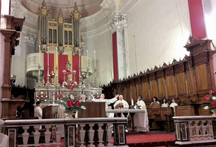 """Riposto / """"Festa della Cattedra di San Pietro"""": un invito a camminare nella fede e nell'amore"""