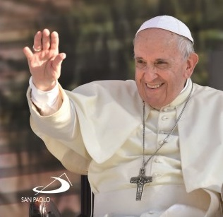 """Libri / """"Anch'io sono del Sud"""", reportage di un viaggio in Sicilia, autore Papa Francesco"""
