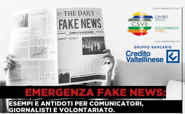 Seminario fake news