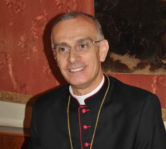 """Legalità / Il vescovo Raspanti in vista dell'incontro di venerdì 15 ad Acireale: """"Incompatibili mafia e fede cristiana"""""""