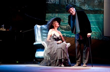 """Teatro / """"Buongiorno contessa"""" il 13 marzo al """"Must"""" di Catania con Mariano Rigillo e Anna Teresa Rossini"""