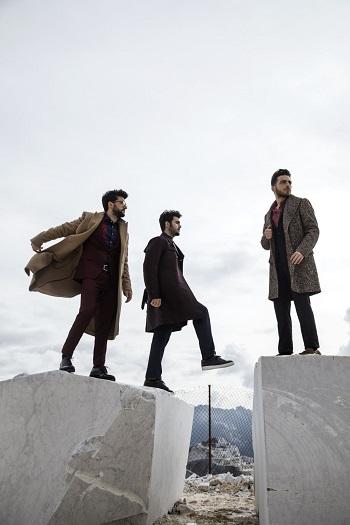 """Concerti / """"Il Volo"""" in Italia e nel mondo (il 23 luglio al """"Teatro Antico"""" di Taormina)"""