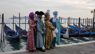 Venezia / Un Carnevale senza età nella città senza tempo