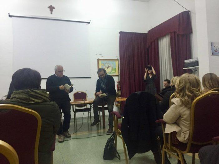 Aci S. Antonio / La  poesia evocativa di Yves Bergeret protagonista di un incontro letterario dell'Acis