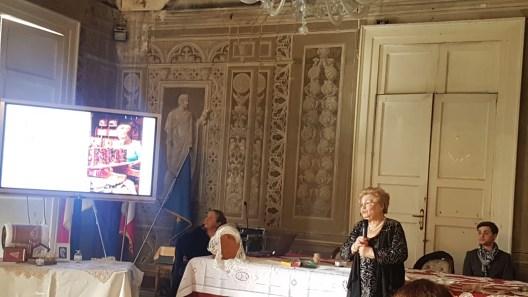 Echi dell'8 marzo / Al Convitto Cutelli Nerina Chiarenza, pittrice di carretti ed esempio di emancipazione femminile