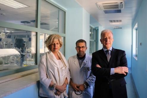 Ospedale Cannizzaro / Neonatologia, il dott. Pietro D'Amico nuovo direttore