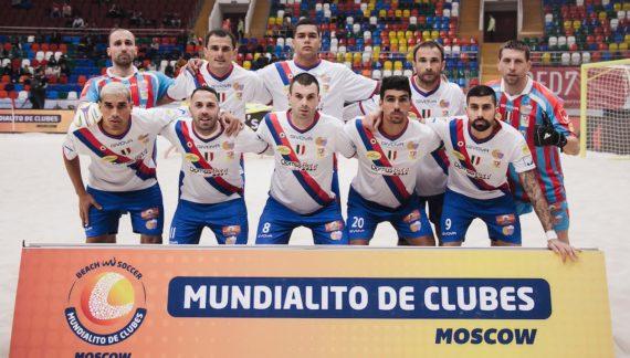 Sport / Mondiale per club, prestigioso secondo posto per il Catania Beach Soccer