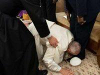 Papa Francesco Sudan