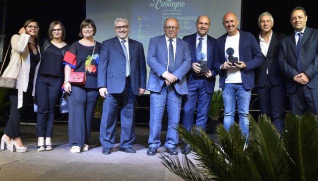 Sant'Alfio / Tutti i premiati della Targa d'argento Castagno