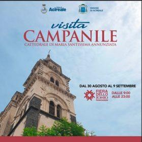 Visita campanile Acireale