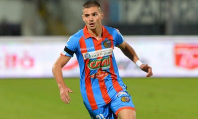Calcio Catania ritorno vittoria
