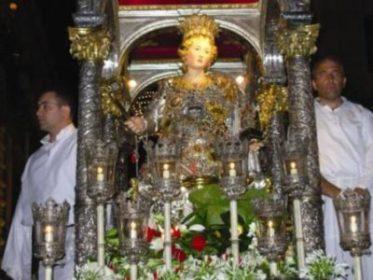 Messa cattedrale Santa Venera