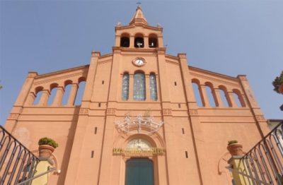Chiesa Madre Pozzillo lavori ristrutturazione