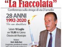 Aci Catena Conferenza Paolo Borsellino