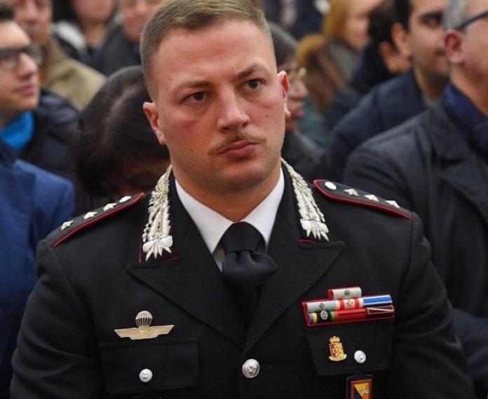 Giovanni Rubino comandante