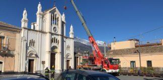 Chiesa Cosentini raccolta fondi ristrutturarla