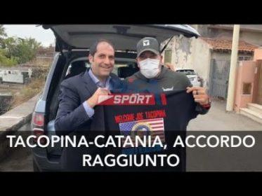 Calcio Catania Tacopina Sigi