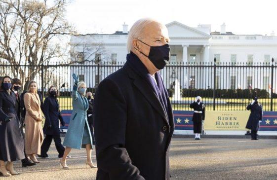 Stati Uniti Presidente Biden