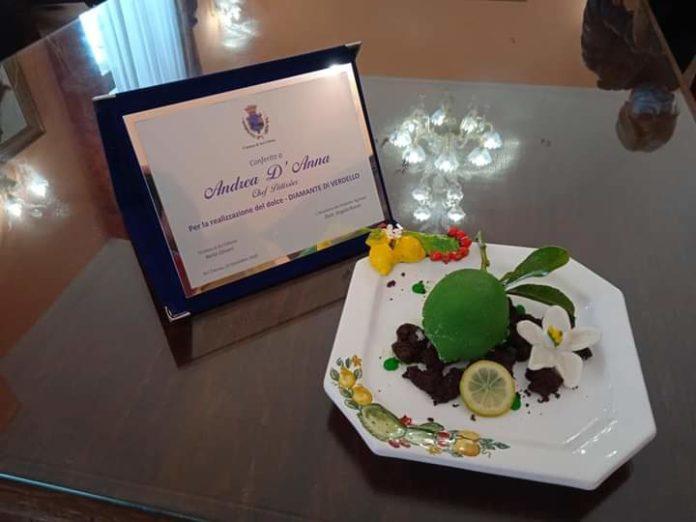 Limone verdello dolce dedicato da Andrea D'Anna
