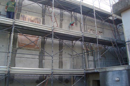 8x1000 lavori storici a Pozzillo