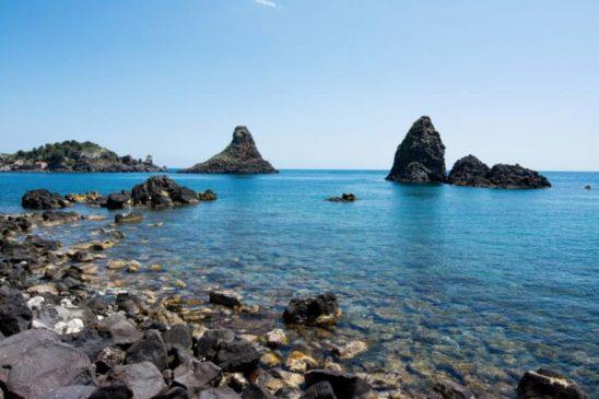 Aci Trezza origini granita siciliana