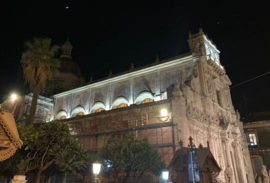 8x1000 lavori Basilica San Sebastiano Acireale