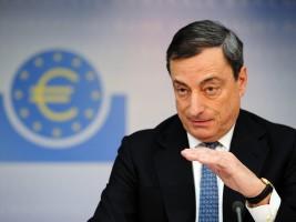 Mario Draghi presidente incaricato BCE