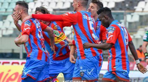 Calcio Catania Successo a Picerno