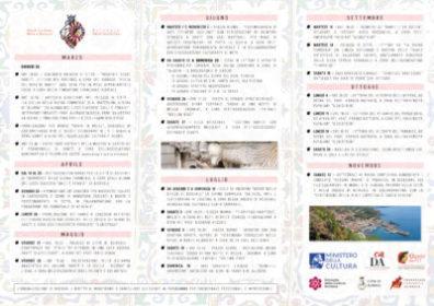 Acireale programma 800 anni Dante Alighieri