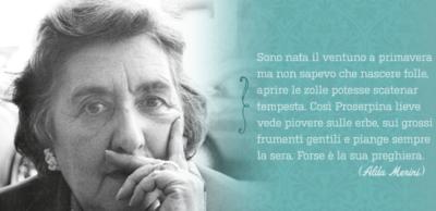 Merini poesia